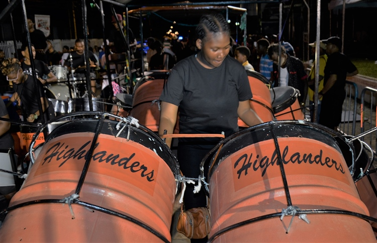 Laventille Steelband Festival