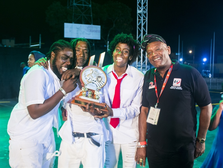 LH Pan Groove are the 2017 Small Conventional Band Champions
