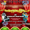 Parang and Steel - Starlift Steel Orchestra - EVENT CANCELLED