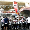 Katzenjammers starts d Rama on Sunday