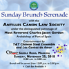 Sunday Brunch featuring T&T Chinese Steel Ensemble