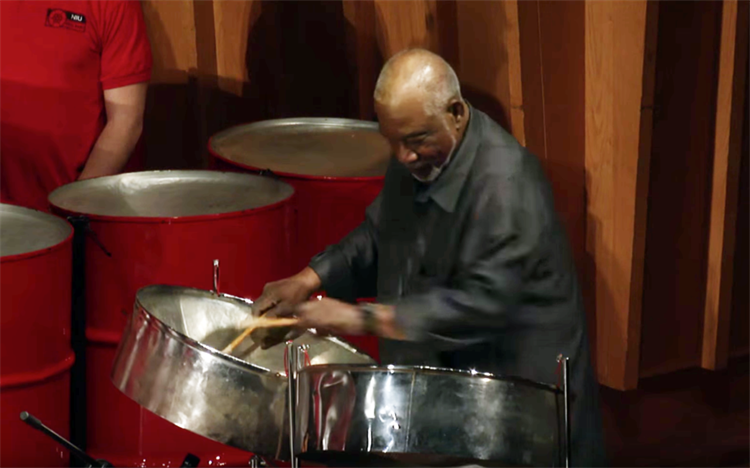 The steelband movement mourns the loss of Dr. Clifford Alexis.