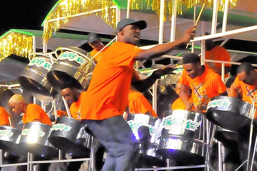 Ace Arranger Duvone Stewart tops Large and Medium Bands