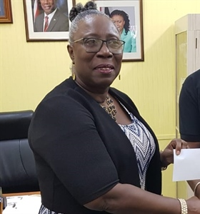 WACK presents Cheque to Pan Trinbago