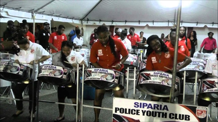 Siparia Police Youth Club Visits Virginia
