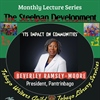 Pan Trinbago President, Beverley Ramsey-Moore at Tobago Writers Guild Monthly Lecture Series