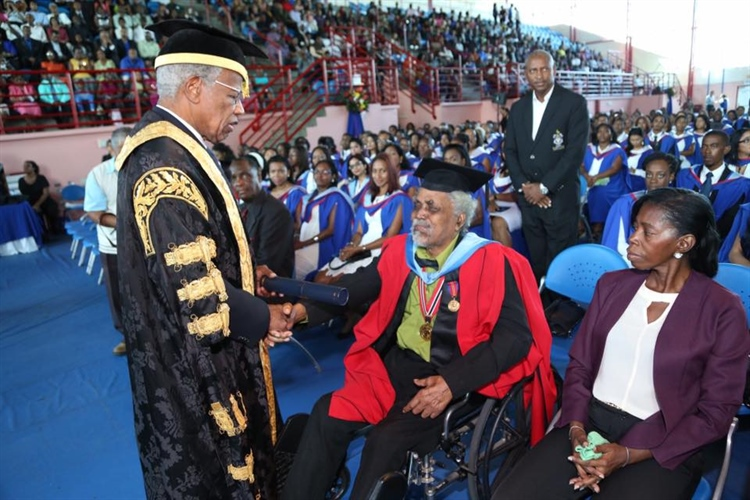 UWI doctorate for pan pioneer