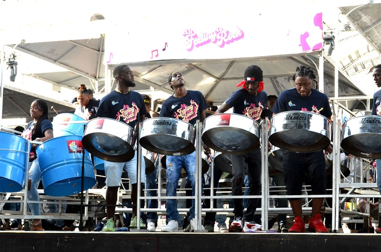 Courts Sound Specialists of Laventille Starts the National Panorama Medium Finals