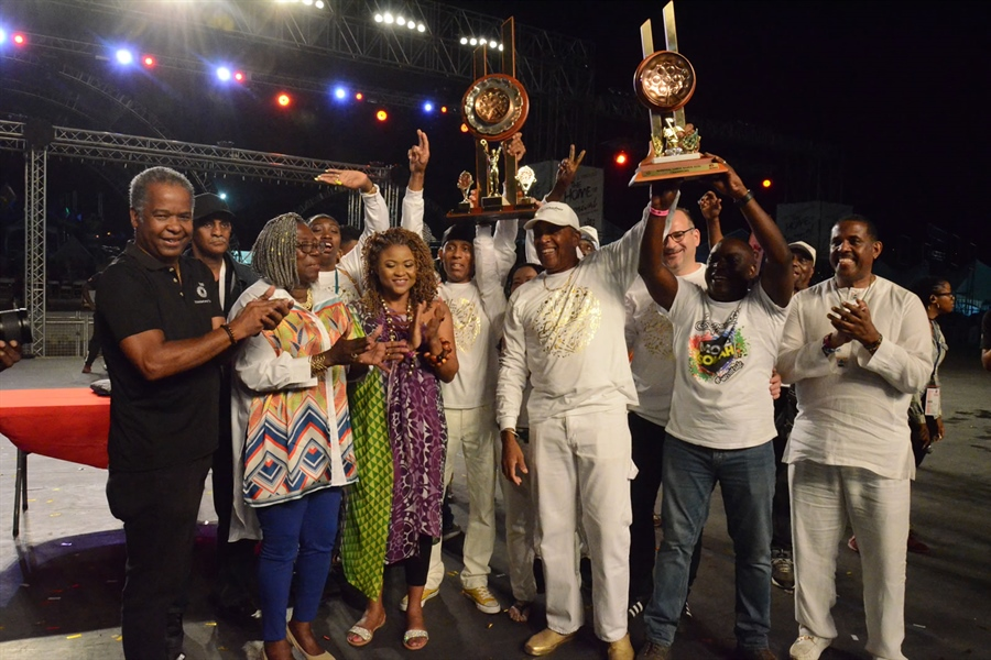 DESPERADOES CROWNED PANORAMA 2020 CHAMPIONS
