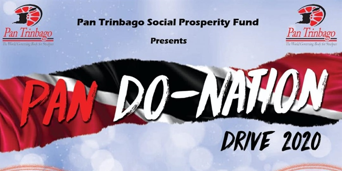 PAN TRINBAGO LAUNCHES SOCIAL PROSPERITY FUND AND PAN DO-NATION DRIVE