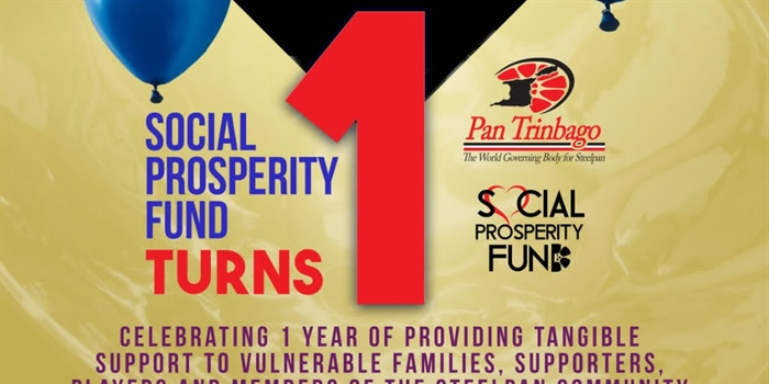 PAN TRINBAGO SOCIAL PROPSPERITY FUND TURNS 1