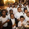 St Michael's youth steel band's annual concert raises the roof in Stonebridge