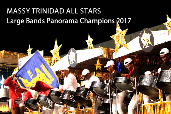 MASSY TRINIDAD ALL STARS